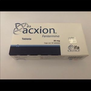 Acxion weight lost